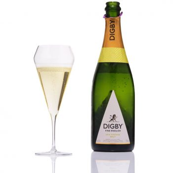 Digby Launches First Glass Designed For English Sparkling Wine photo