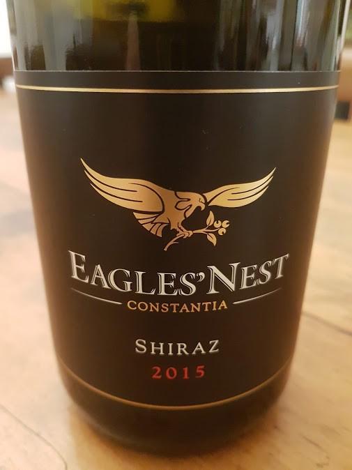 Eagles' Nest Shiraz 2015 photo