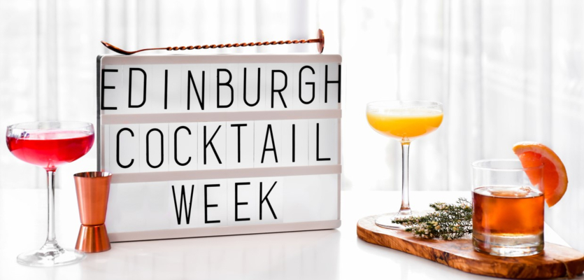Edinburgh Cocktail Week 2018: A Guide For The On-trade photo