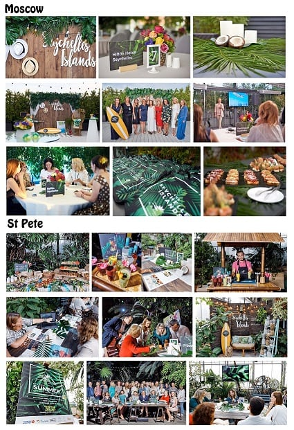 Endless Summer Workshop Brought Seychelles Islands To Russia For Second Annual Event photo