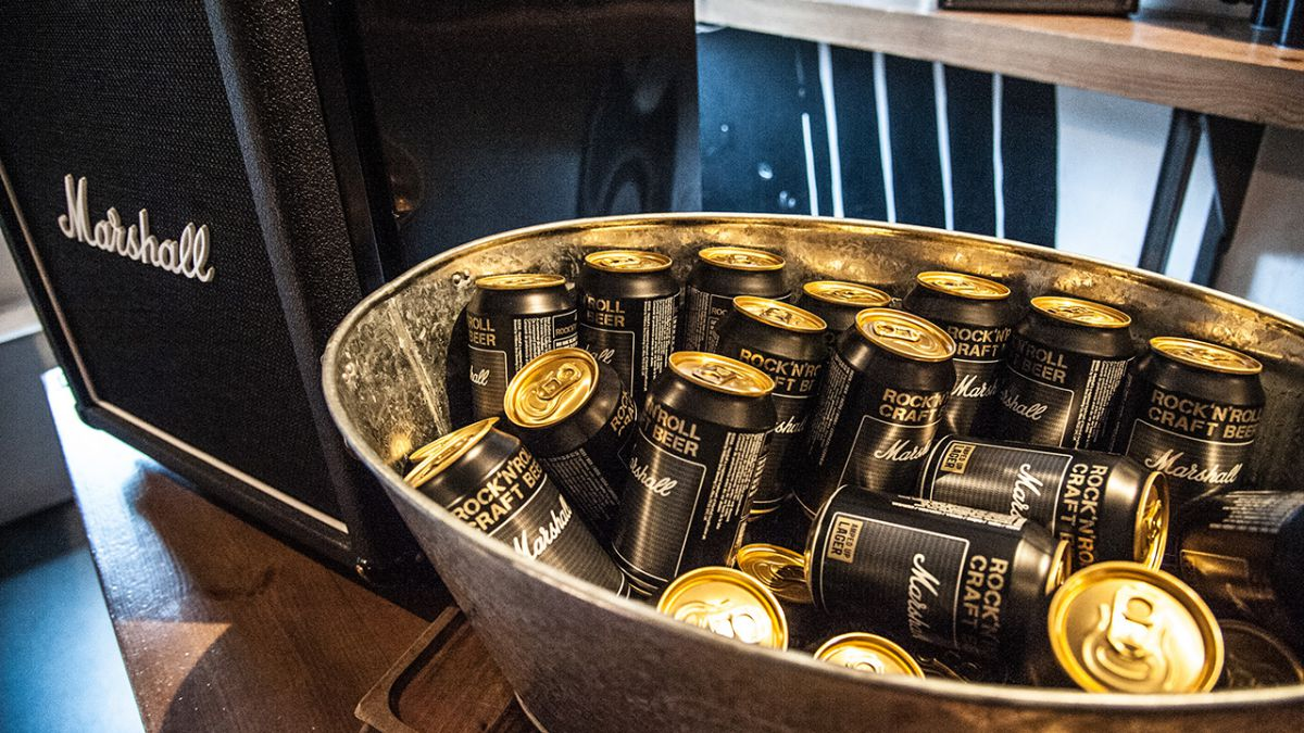 Marshall Amplification Turn It Up To 11 With Launch Of 3 New Craft Beers photo