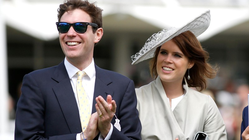 Who Is Jack Brooksbank, The Man Princess Eugenie Is Marrying? photo