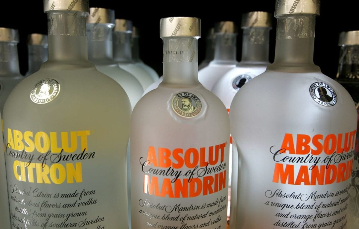 Absolut Is Launching Limited Edition Sequin Bottles For The Holidays photo