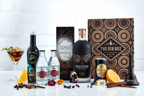 Phantom Gin Is The Ultimate Corporate Gift photo
