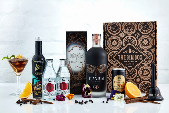 Phantom Gin – The October Gin Box of the Month photo