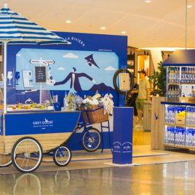 Grey Goose French Riviera Activation Proves Social Media Hit photo