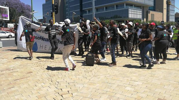 Watch: Protesters Want Coca-cola Products Banned At Sa Schools photo
