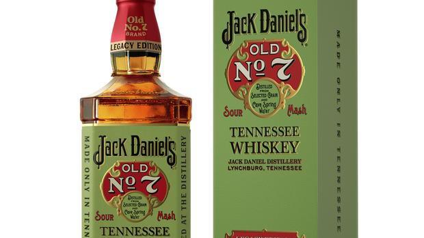 Jack Daniel's Releases A Legacy Edition Bottle photo