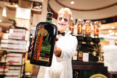 Jägermeister Runs Themed Halloween Promotion At Cph photo