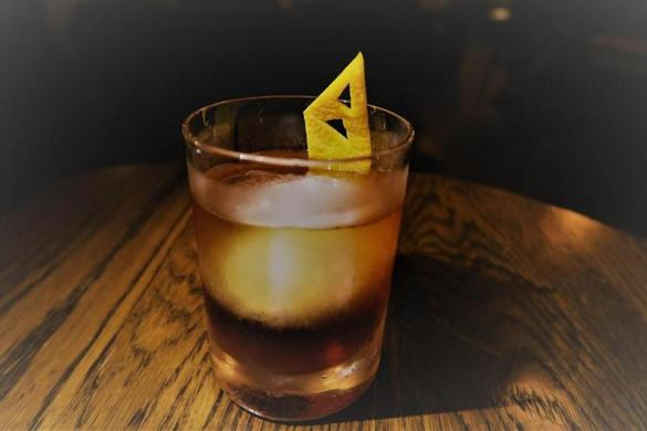 The Jagermeister Old Fashioned, A Delicious Hack photo