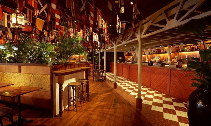 Mrs Fogg's Maritime Club And Distillery Opens In The City photo