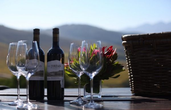 Experience the new Terroir Tasting at Jordan Wine Estate photo