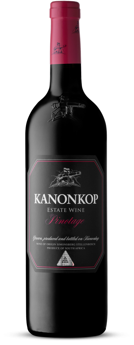 Kanonkop Black Label Pinotage 2017 photo