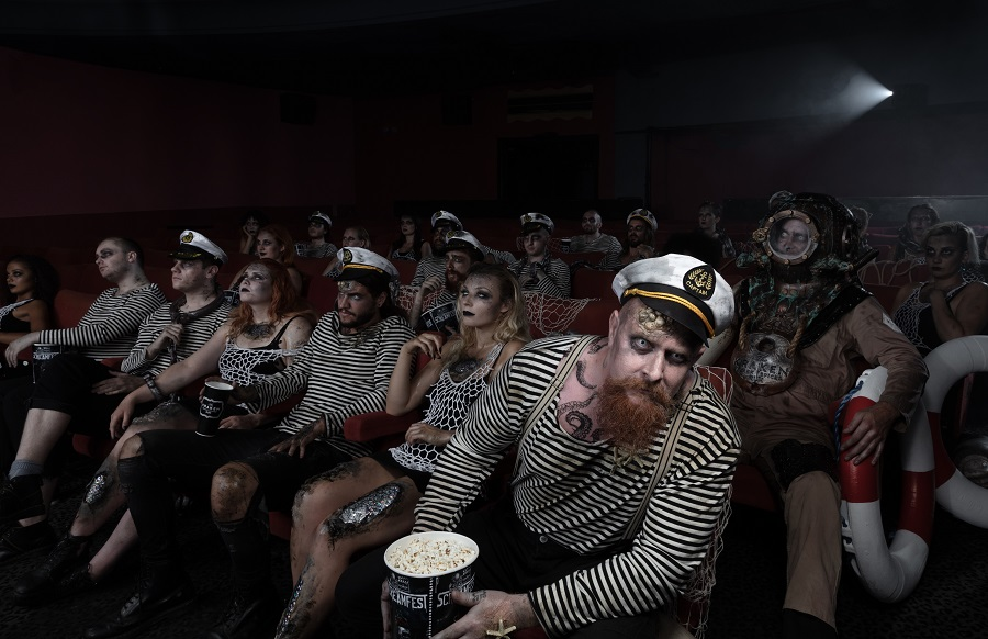 Kraken Screamfest Brings Cocktails, Face-painting And A Horror Film To Sydney This Halloween photo