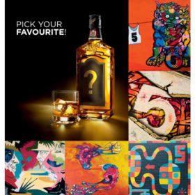Label 5 Asks Public To Vote For Next Bottle Design photo