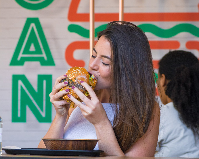 Food Trend Alert: Are Vegan Burger Chains Set Be All The Rage? photo
