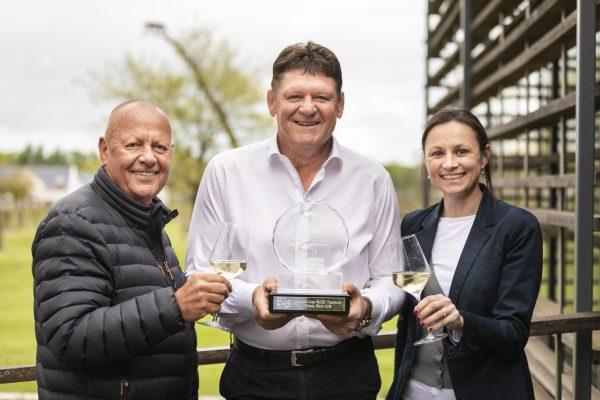 Leopard's Leap Chenin Blanc wins Chenin Blanc Trophy in 2018 Michelangelo International Wine & Spirits Awards! photo