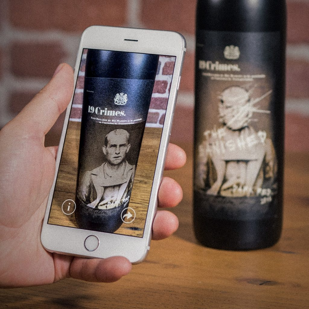 Living Wine Labels Brings Ar To The Table photo