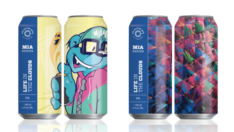 Collective Arts Brewing Brings Beer With Fusion Of Art And Music To Tampa Bay photo