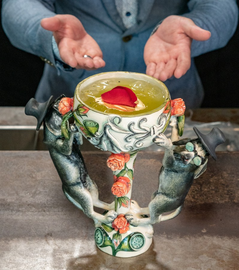 Hendrick's Gin unveils a R40 000 cocktail in South Africa photo