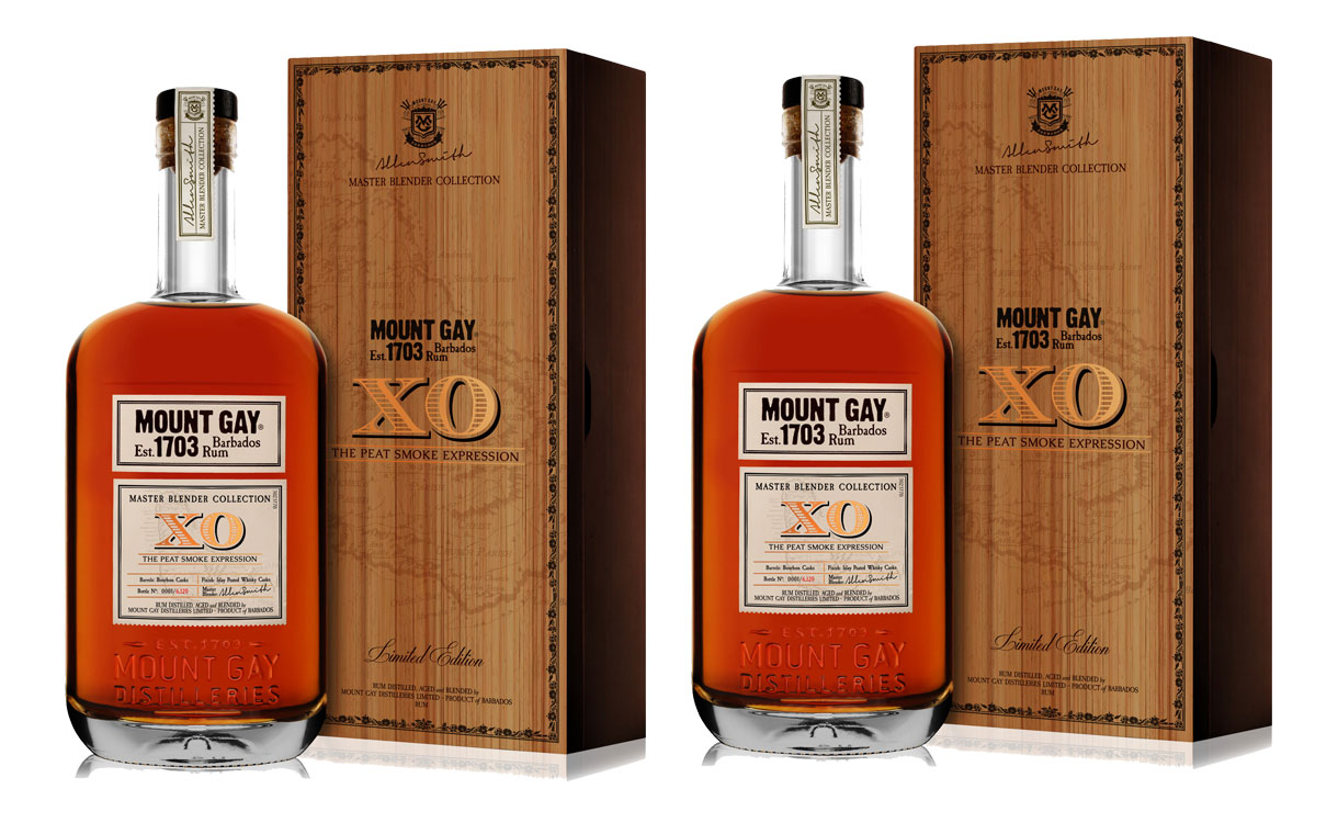 Mount Gay Launches New Master Blender Collection Rum Line photo