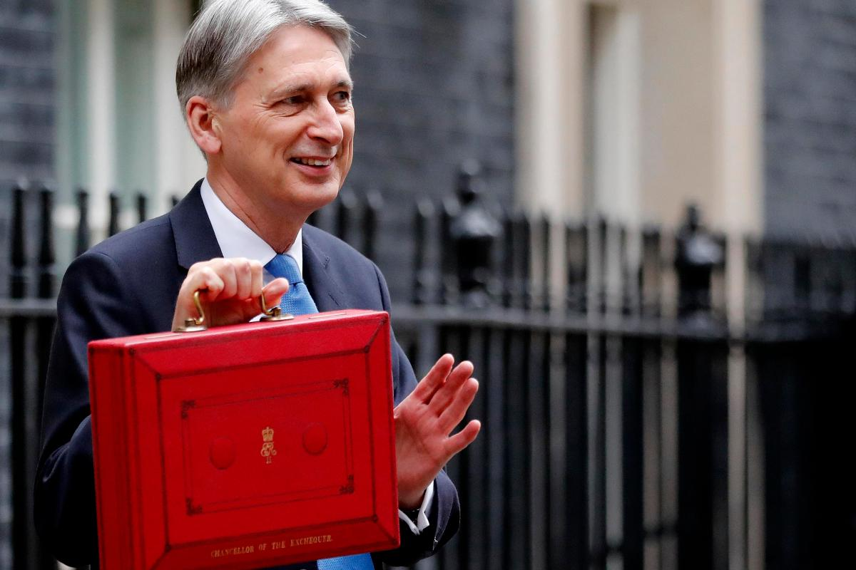 Philip Hammond To Introduce A 7p Tax On Wine To Pay For Fuel Duty photo