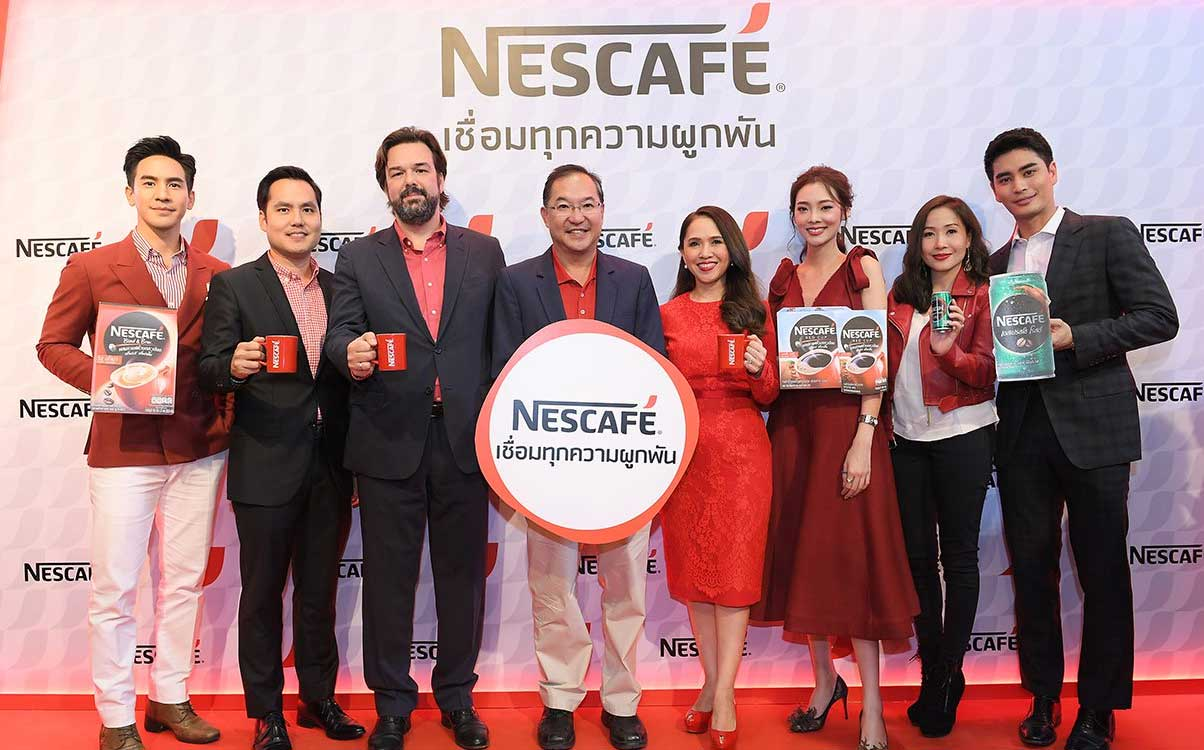 Nestlé Launches $24.6m Nescafé Marketing Campaign In Thailand photo