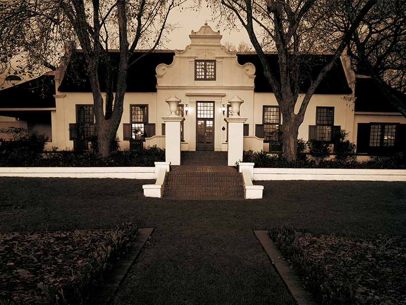 Nederburg1 South African Wineries With Haunted Histories