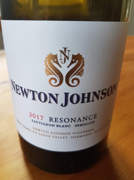 Newton Johnson Resonance 2017 photo