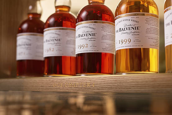 Christie?s Selling Rare Whisky From The Balvenie photo