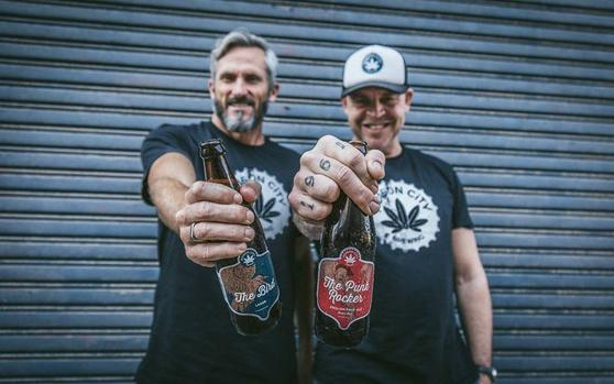 Meet The Manufacturers Of Durban's Cannabis Beer photo