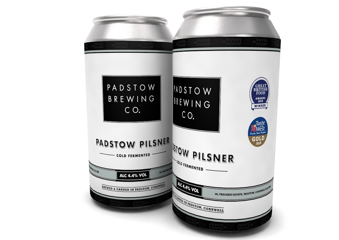 Great British Food Gold For Padstow Pilsner ? Beer Today photo