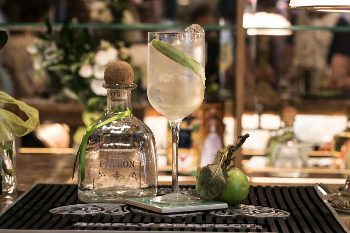 Patron Tequila Brings Townhouse Vibe To London Cocktail Week photo
