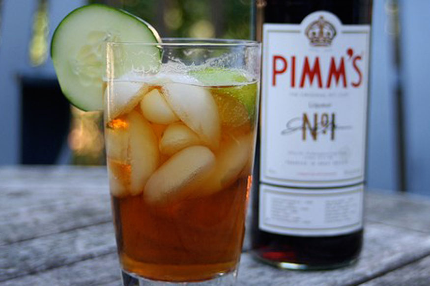 Want Your Guests To Taste Summer? Serve Them A Pitcher Of Pimm's No. 1 Cup photo