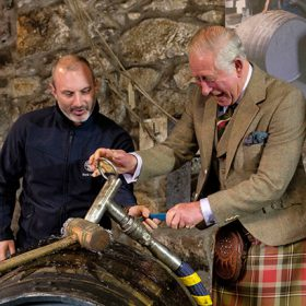 Prince Charles To Bottle Oldest Royal Lochnagar Single Cask photo