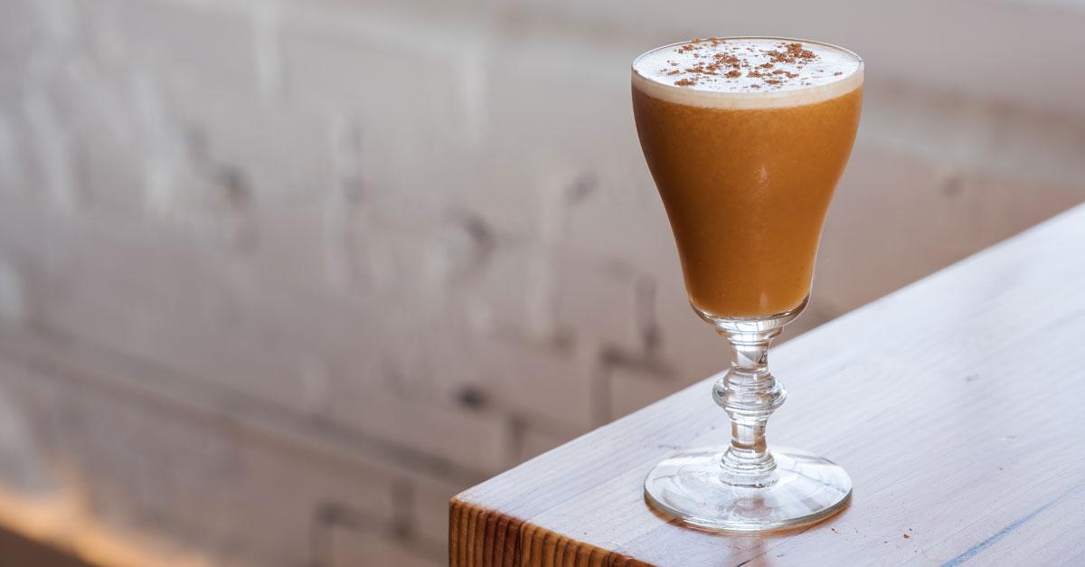 The Pumpkin Spice Flip Recipe photo