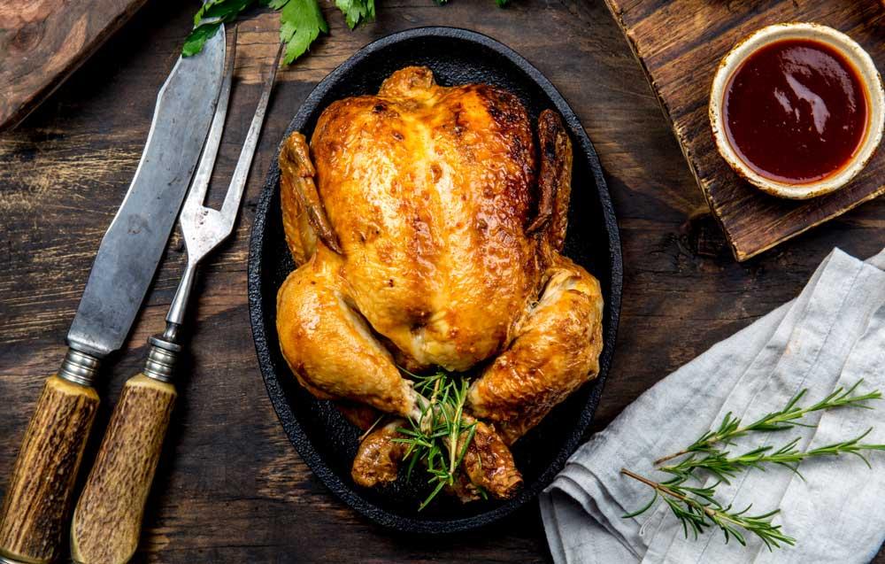 Roast Chicken Recipe photo