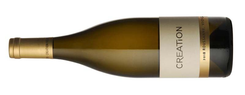 The Bold meets the Beautiful with the 2018 Creation Roussanne, Viognier photo