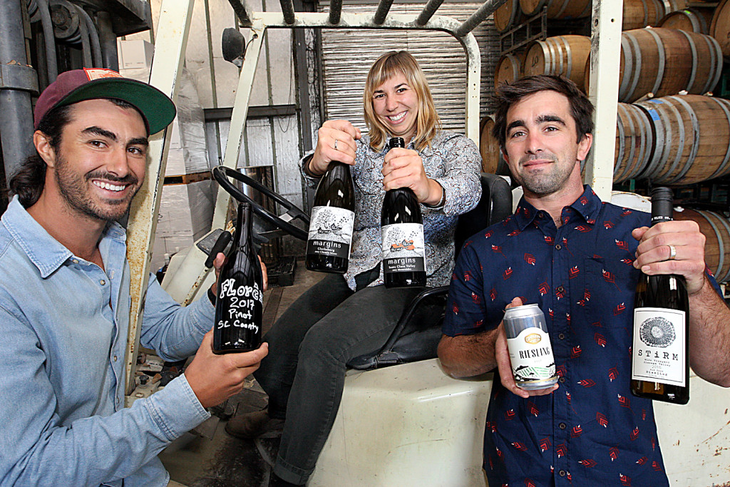 Trio Makes Sharing Wine A Business Model photo