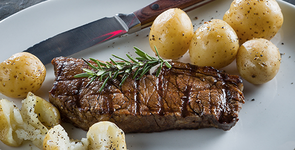 The Hussar Grill And The Dreamy Steak photo