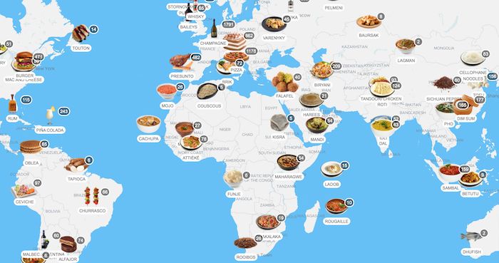 World's First Food Atlas Includes 31 South African Dishes! photo