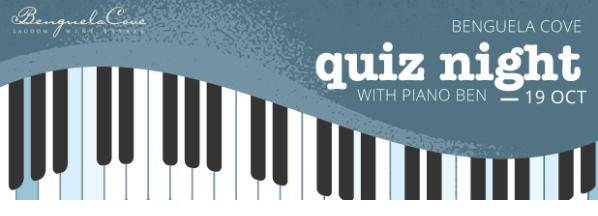 Benguela Cove Quiz Night with Piano Ben photo