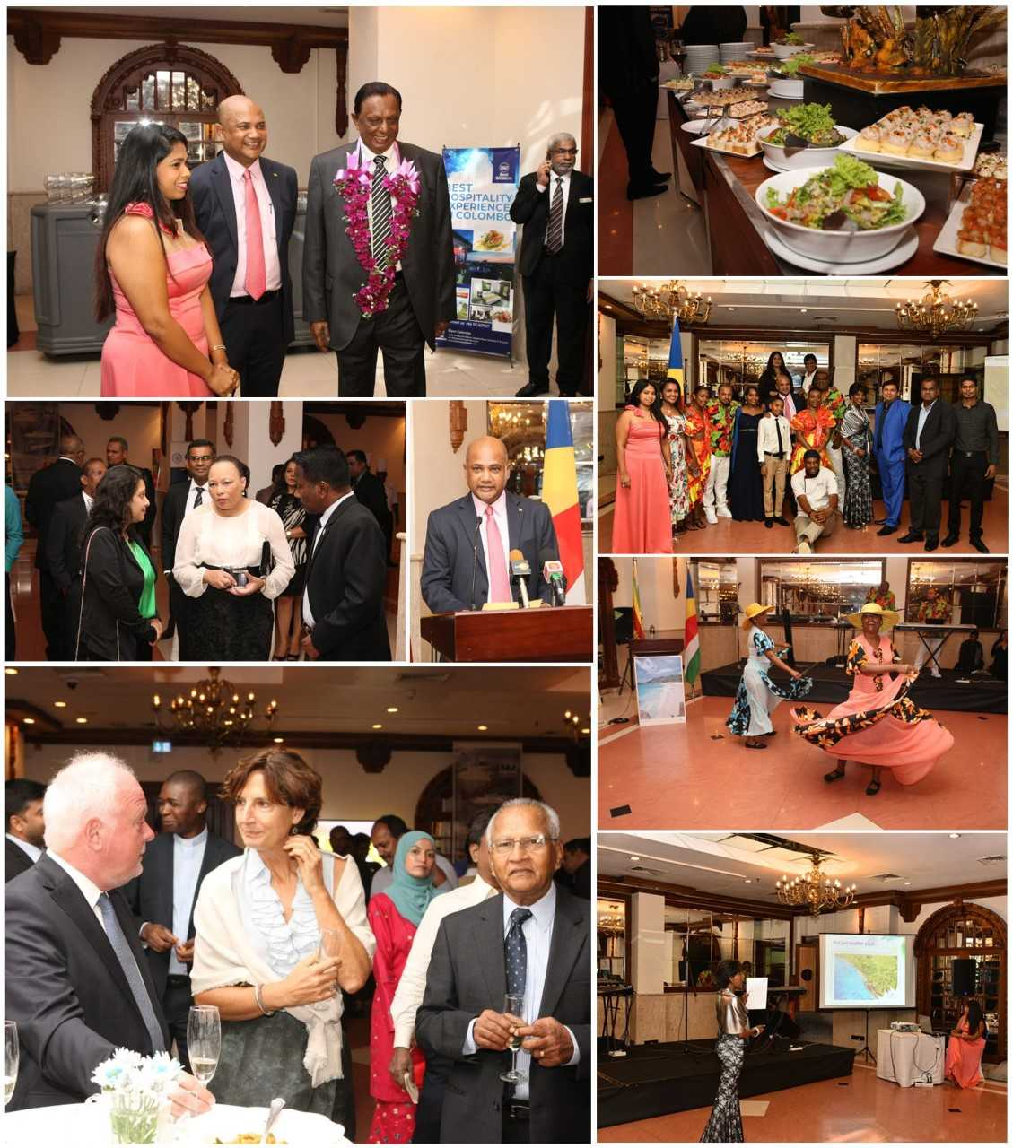 Seychelles And Sri Lanka Celebrate 30 Years Of Successful Diplomatic Relations photo