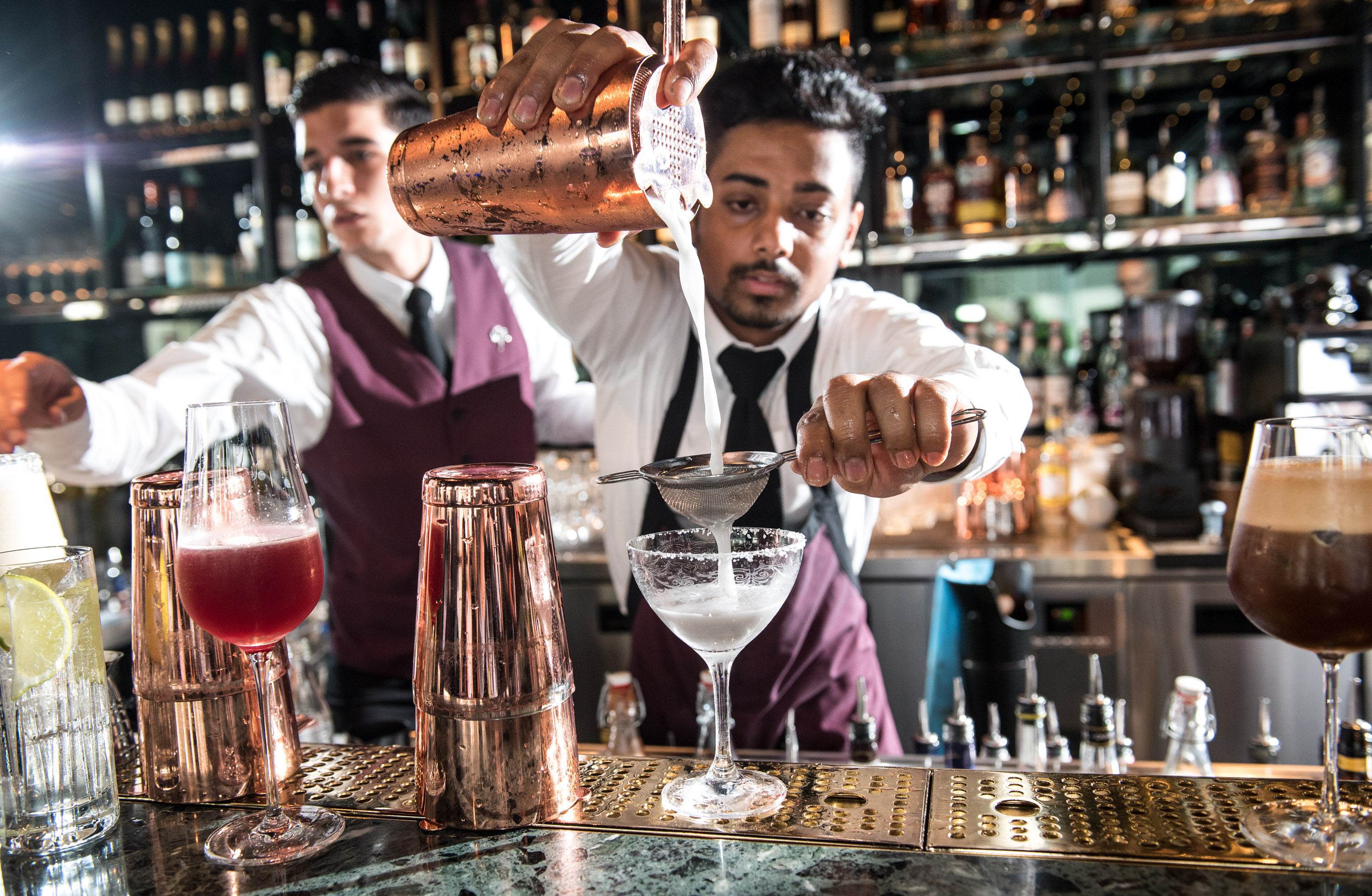 "Archie Rose Team Up With Sydney's West Hotel For A ""summer Of Gin"" photo"