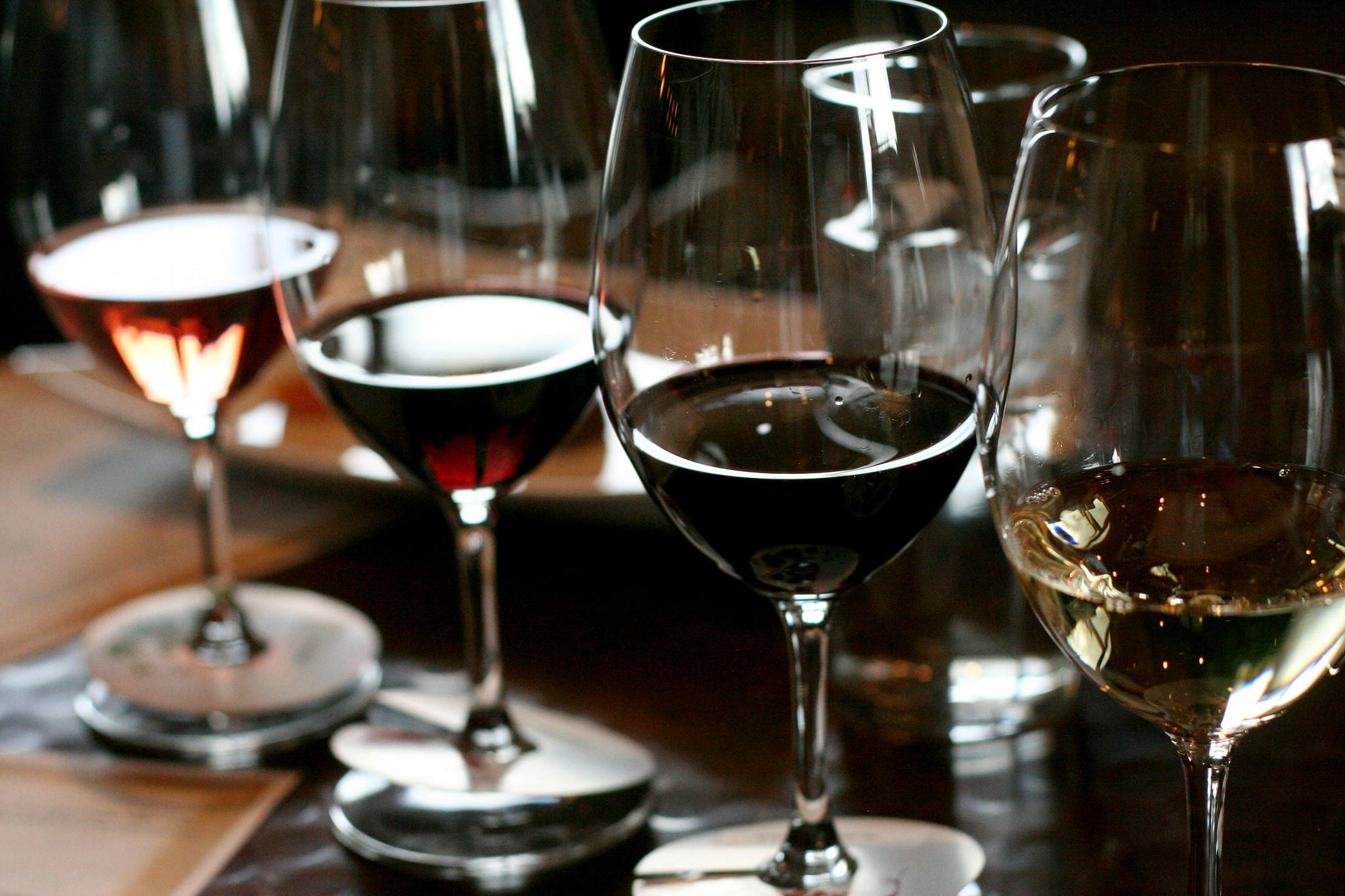 Wine & Dine With Beringer Vineyards At Py Steakhouse (menu) photo