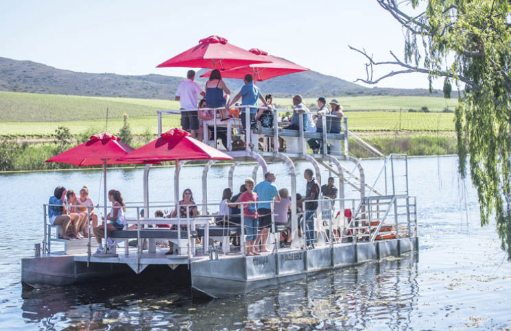 Celebrate In Style The Annual Wine On The River From 26 photo