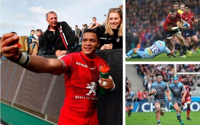 Heineken Champions Cup Team Of The Weekend: Who Shone In Round One? photo