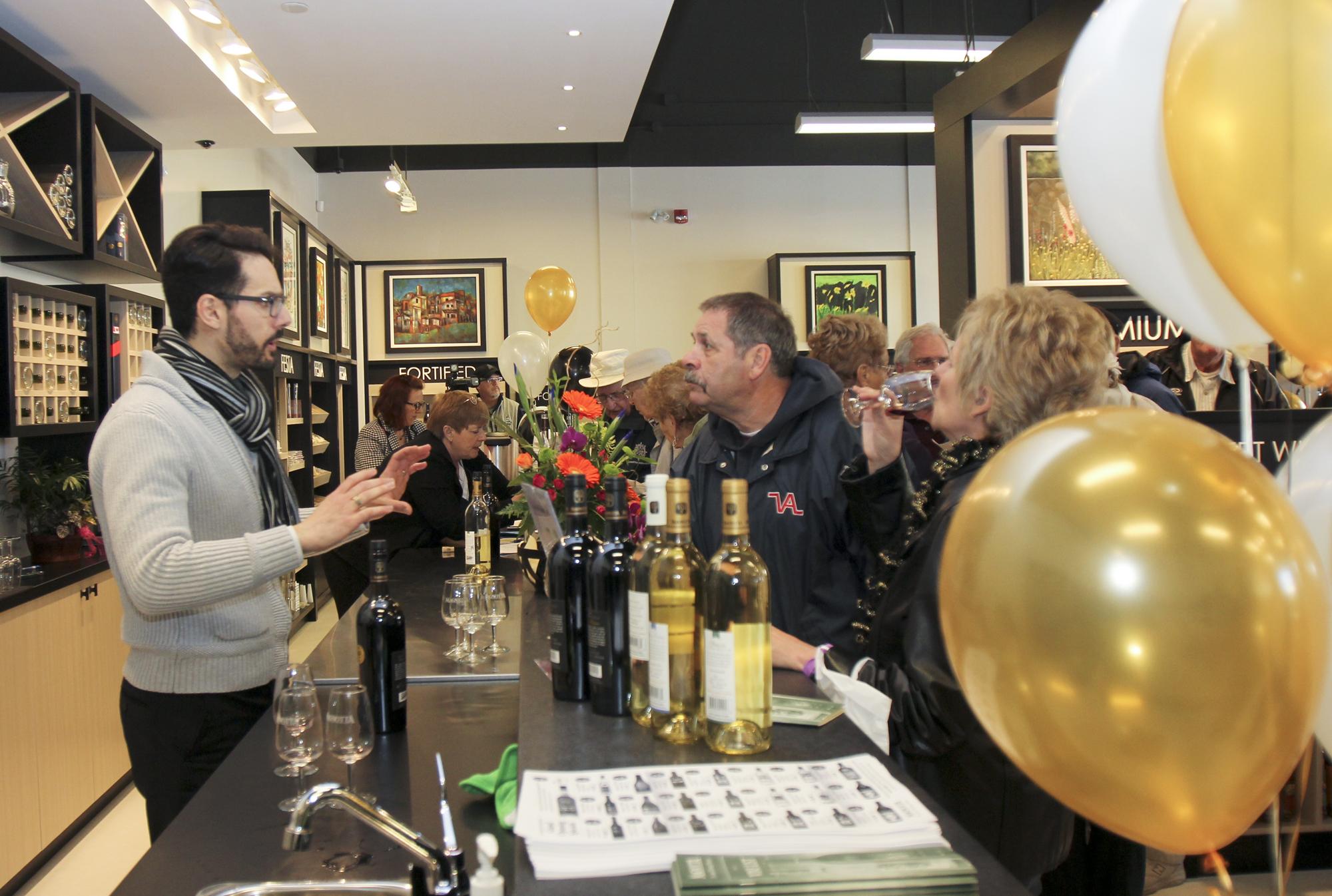 Magnotta Winery Opens Sudbury Store This Week photo