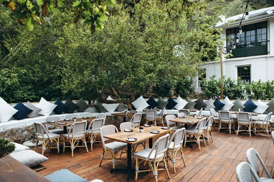 A Sizzling New Look Makes The Lawns At The Roundhouse Cape Town's Ultimate Summer Hotspot photo