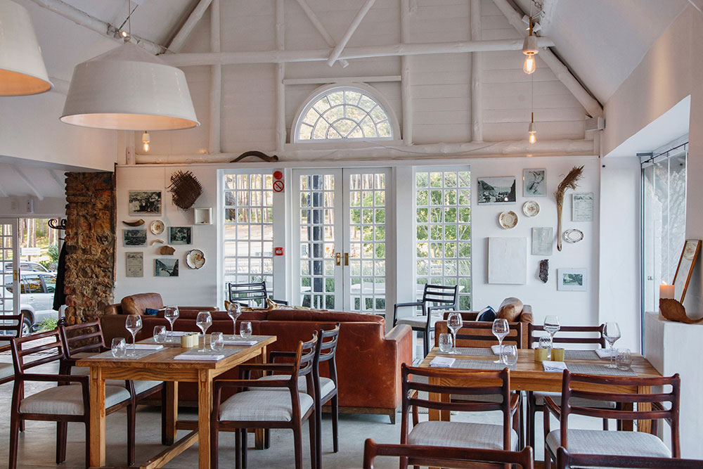 The Restaurant @ The Nek By Dylan Laity Is Now Open! photo